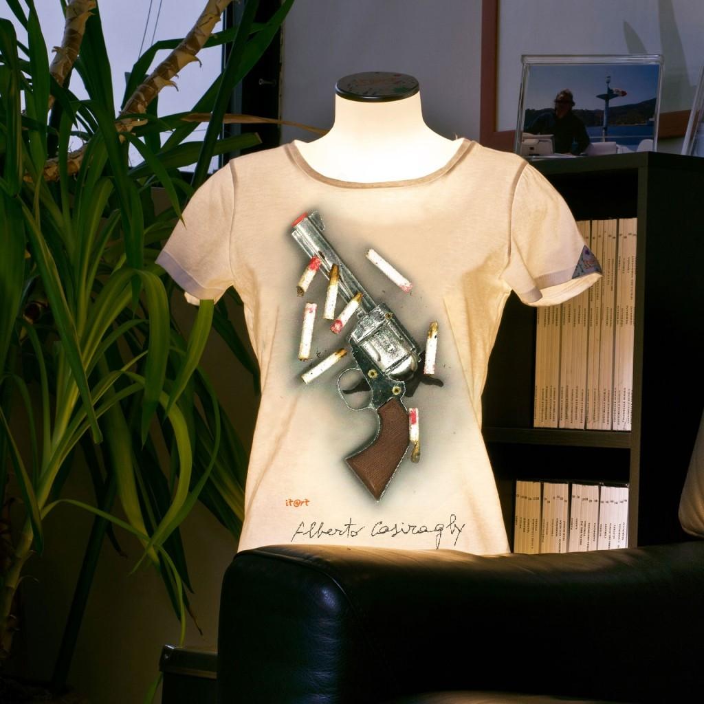 La pistola si chiama poesia