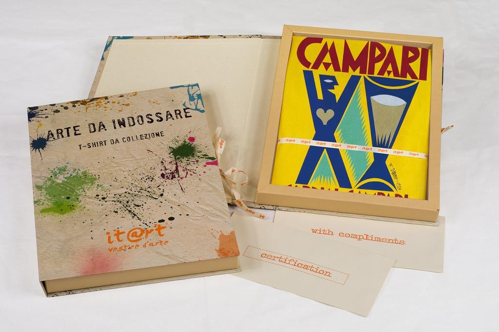 Evvivaaaaa! Bitter Campari 1926-27